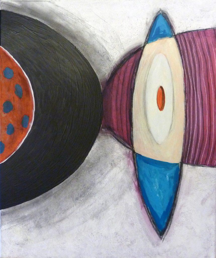 Das Leben ist eine Schallplatte oder auch zwei (1)