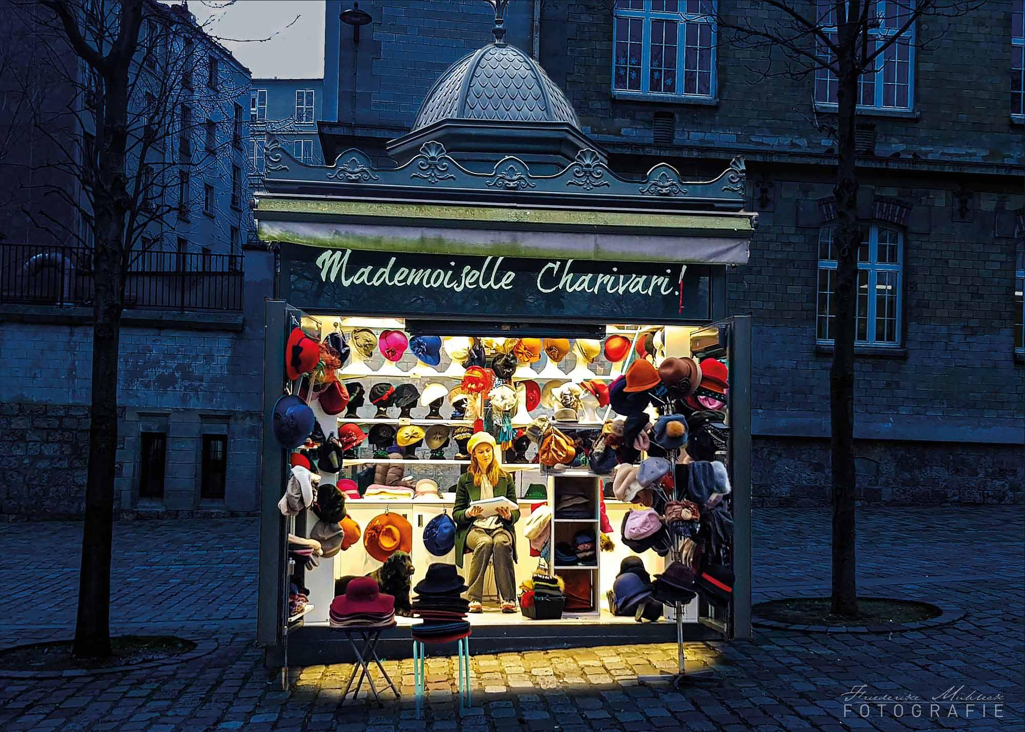 Mademoiselle Charivari DKK © Friederike Muehleck